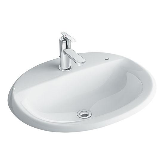Chậu rửa mặt lavabo INAX L-2395V