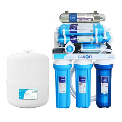 Máy lọc nước tiêu chuẩn Karofi sRO KT-KS90