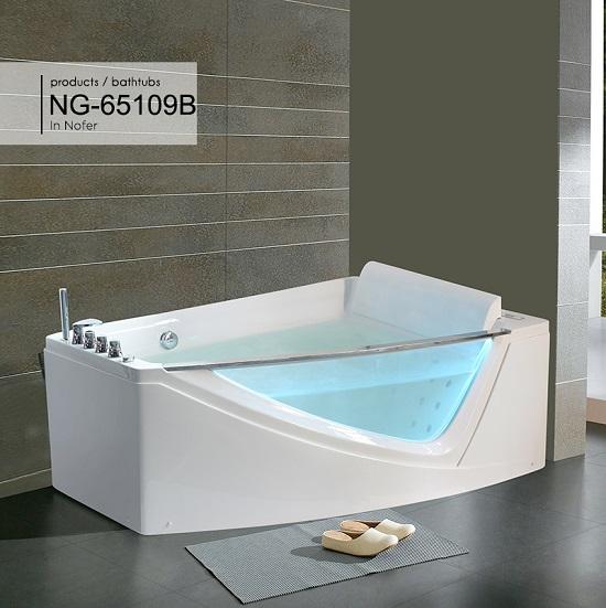 Bồn tắm massage Nofer NG-65109B