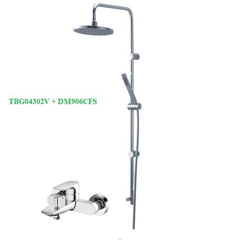 Sen cây tắm TOTO TBG04302V-DM906CFS