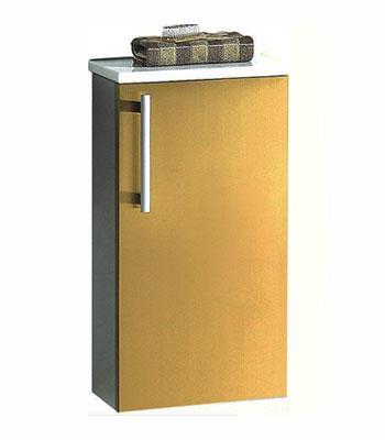Bộ tủ cạnh inox Bross S-0607A