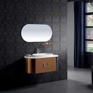 Bộ tủ chậu inox Bross S-0614