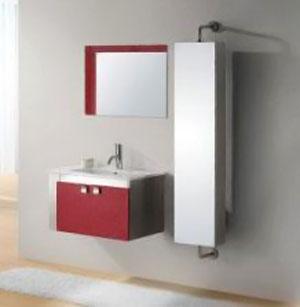 Bộ tủ chậu inox Bross S-0904