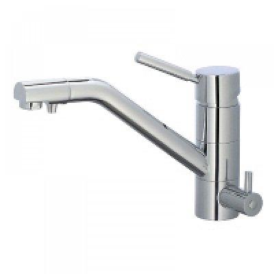 Vòi rửa bát 3 đường nước Caesar K745C