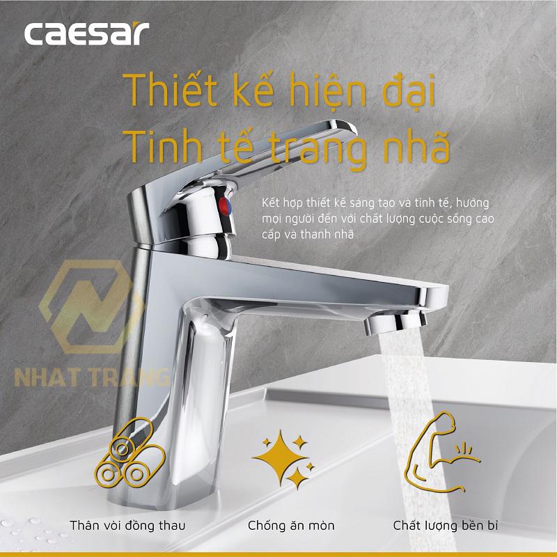 vòi chậu Caesar B390CP/CU