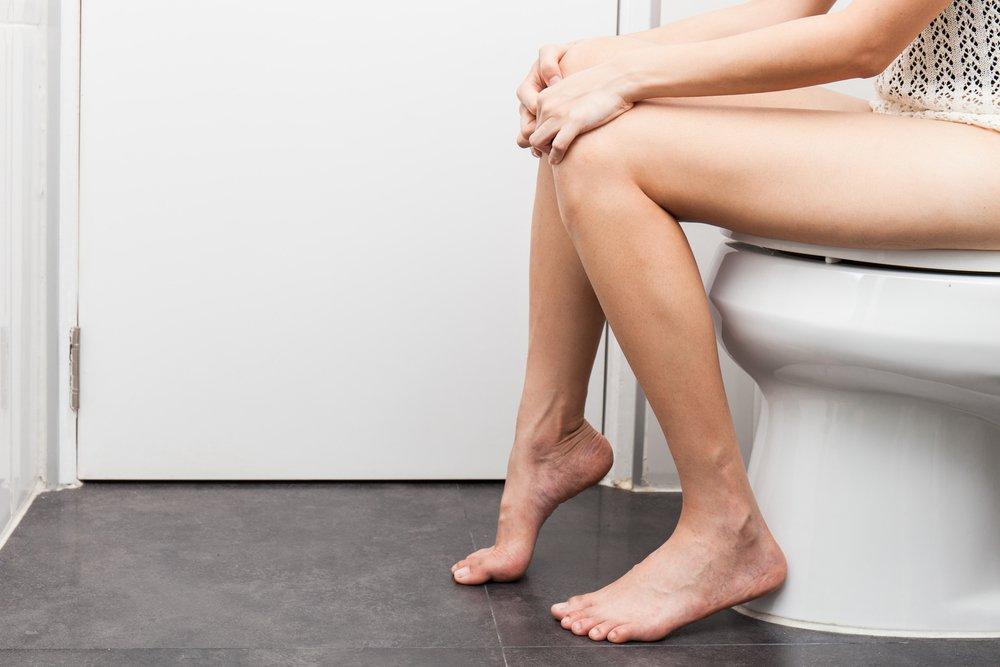 sai lầm khi đi vệ sinh