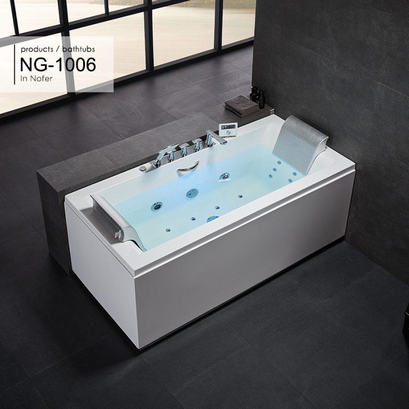 Bồn tắm massage Nofer NG-1006