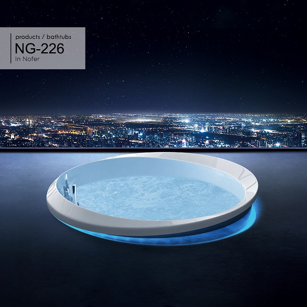 Bồn tắm massage Nofer NG-226