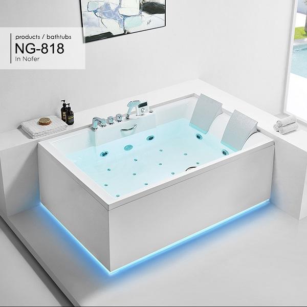 Bồn tắm massage Nofer NG-818