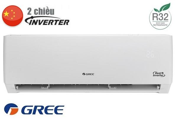 Điều hòa Gree 2 chiều inverter 9000BTU GWH09PA-K6D1P4