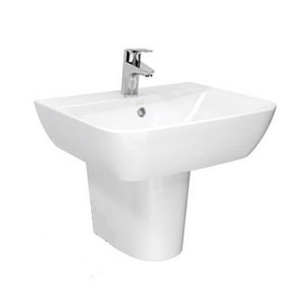 Chậu rửa Lavabo treo tường AMERICAN Standard WP-1511-WP-F712