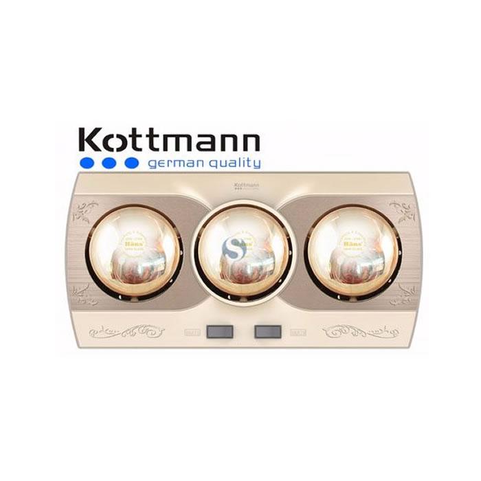 đèn sưởi nhà tắm Kottmenn
