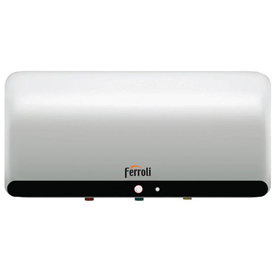 Bình nóng lạnh Ferroli Rapido HE 15L ngang